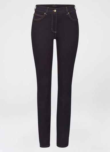 Slim Dark Blue Jeans - ESCADA