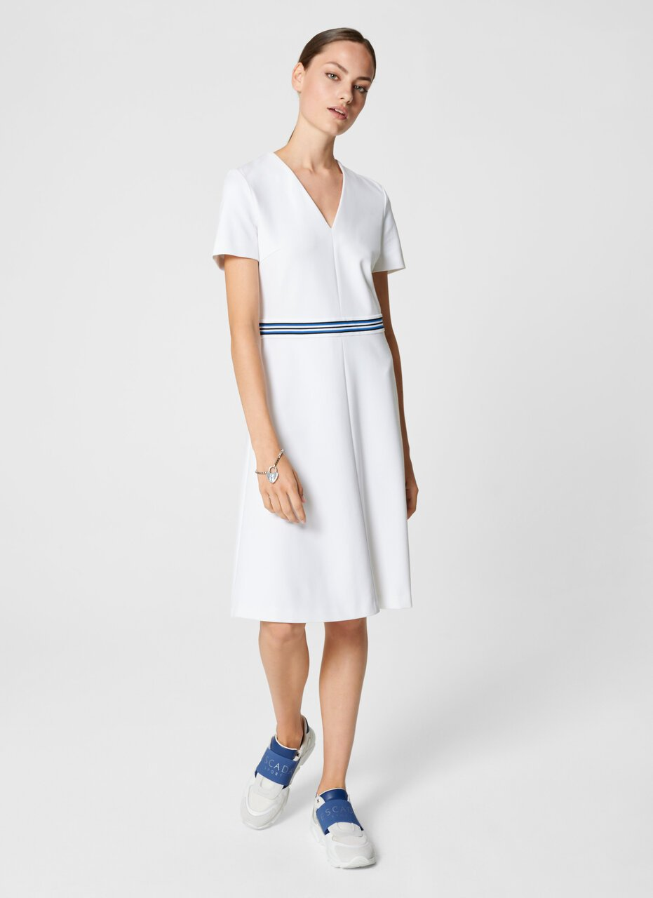 ESCADA Milano Jersey Midi Dress