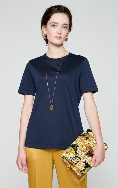 Cotton T-shirt - ESCADA