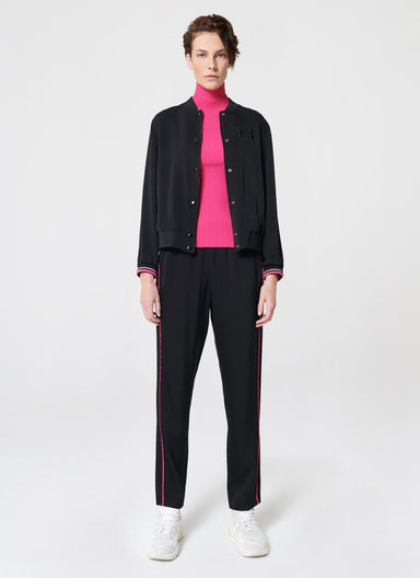 Fluid Viscose Crêpe Pants - ESCADA