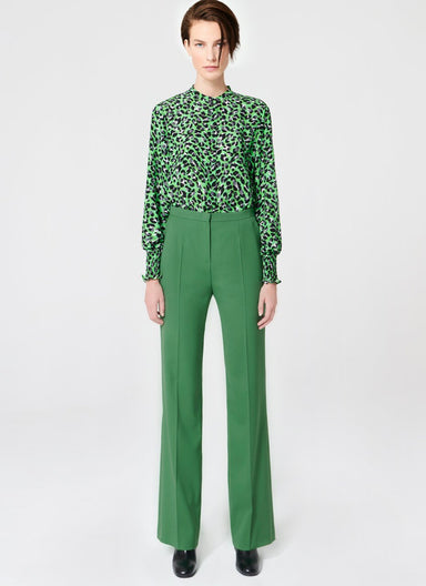 Full length wool pant - ESCADA