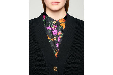 Wool Belted Cardigan - ESCADA
