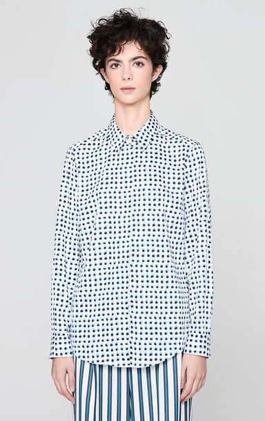 ESCADA Cotton Printed Shirt