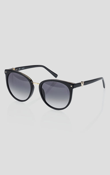 Oval Acetate Sunglasses - ESCADA