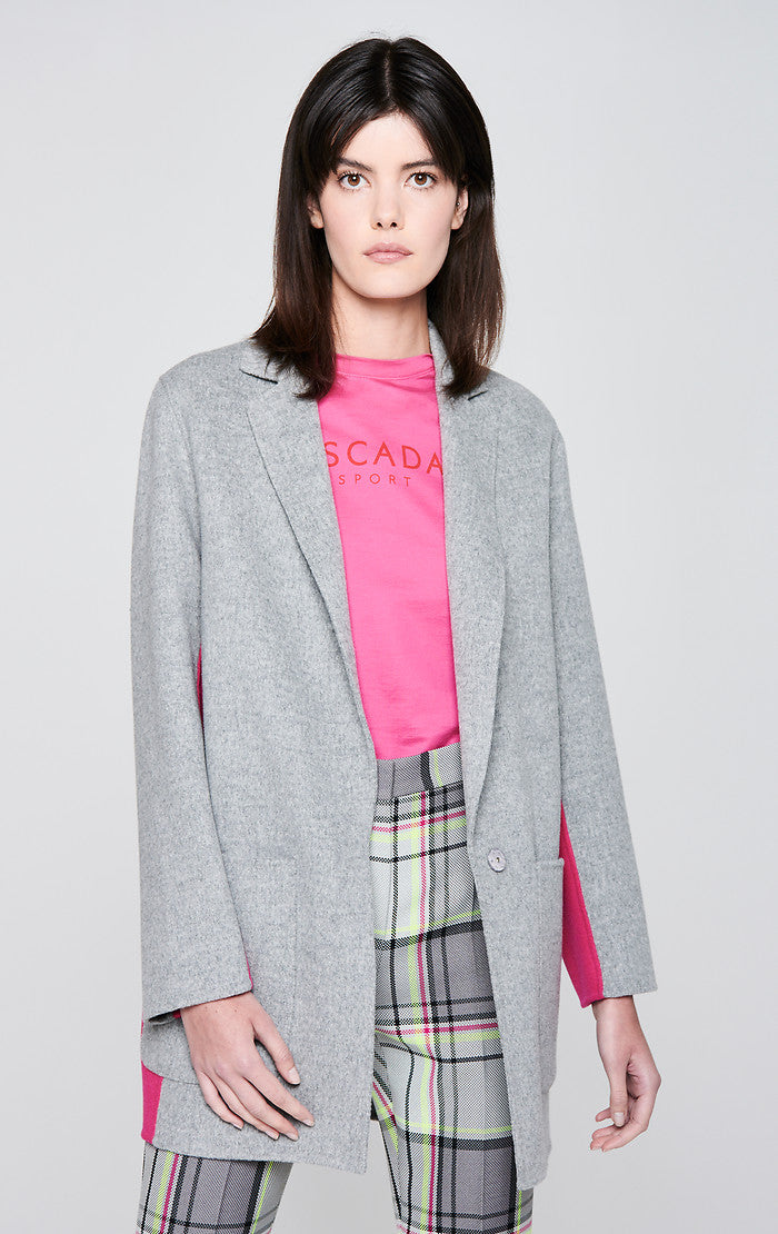 ESCADA Wool Double-Face Coat