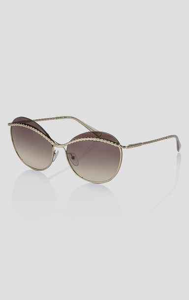 ESCADA Oversized Butterfly Sunglasses