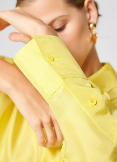 Silk Oversized Blouse - ESCADA