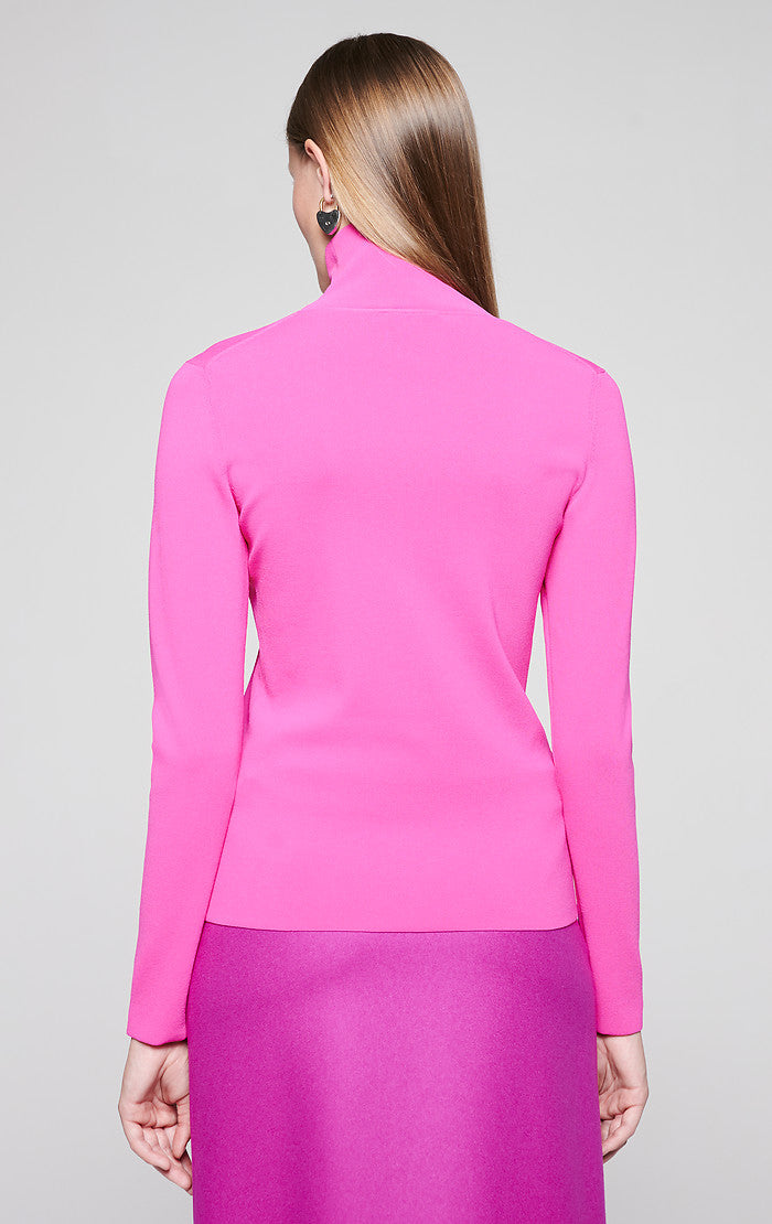 ESCADA Fitted Turtleneck Sweater