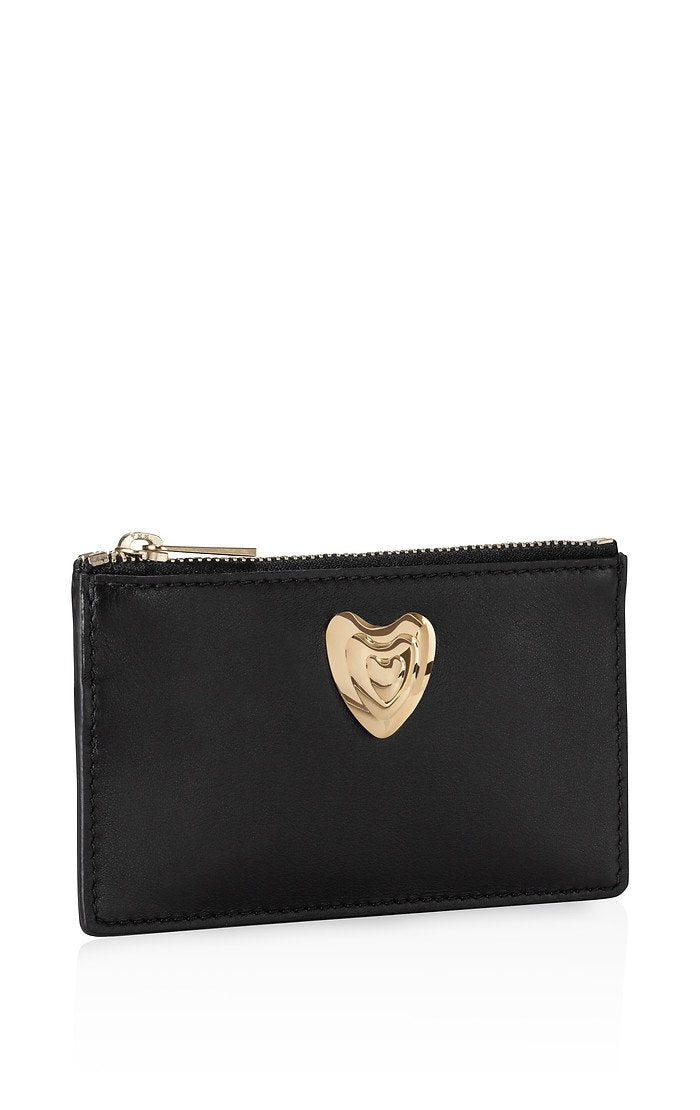 ESCADA Online Exclusive - Small Leather Heart Wallet