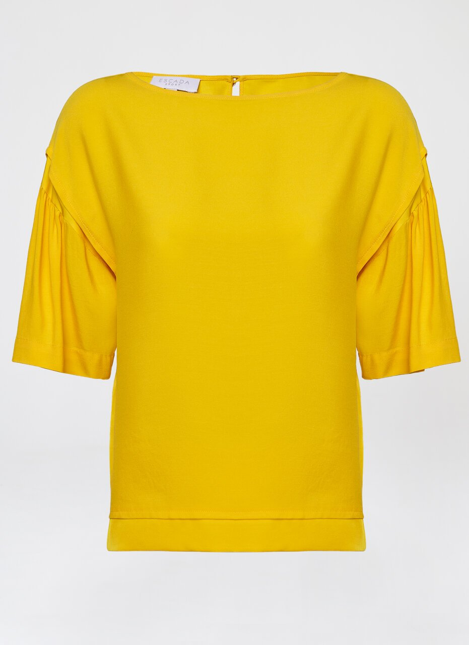 Short sleeve blouse - ESCADA