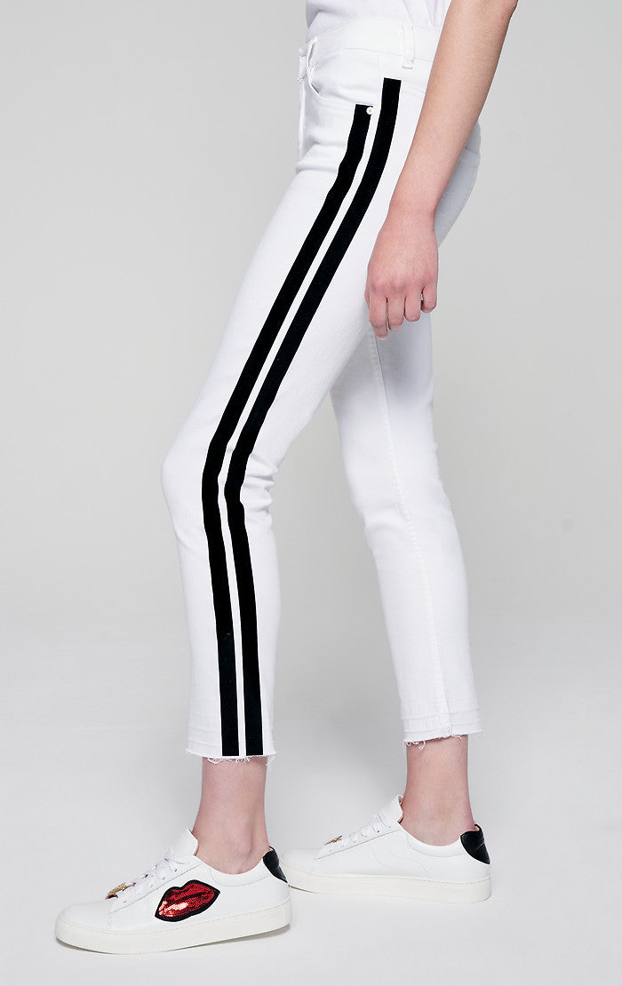 Side Stripe Skinny Jeans - ESCADA