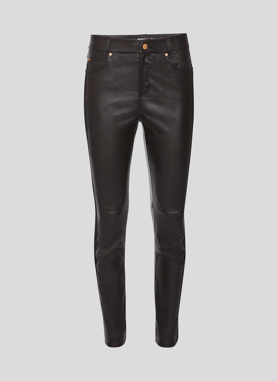 ESCADA Leather Pants