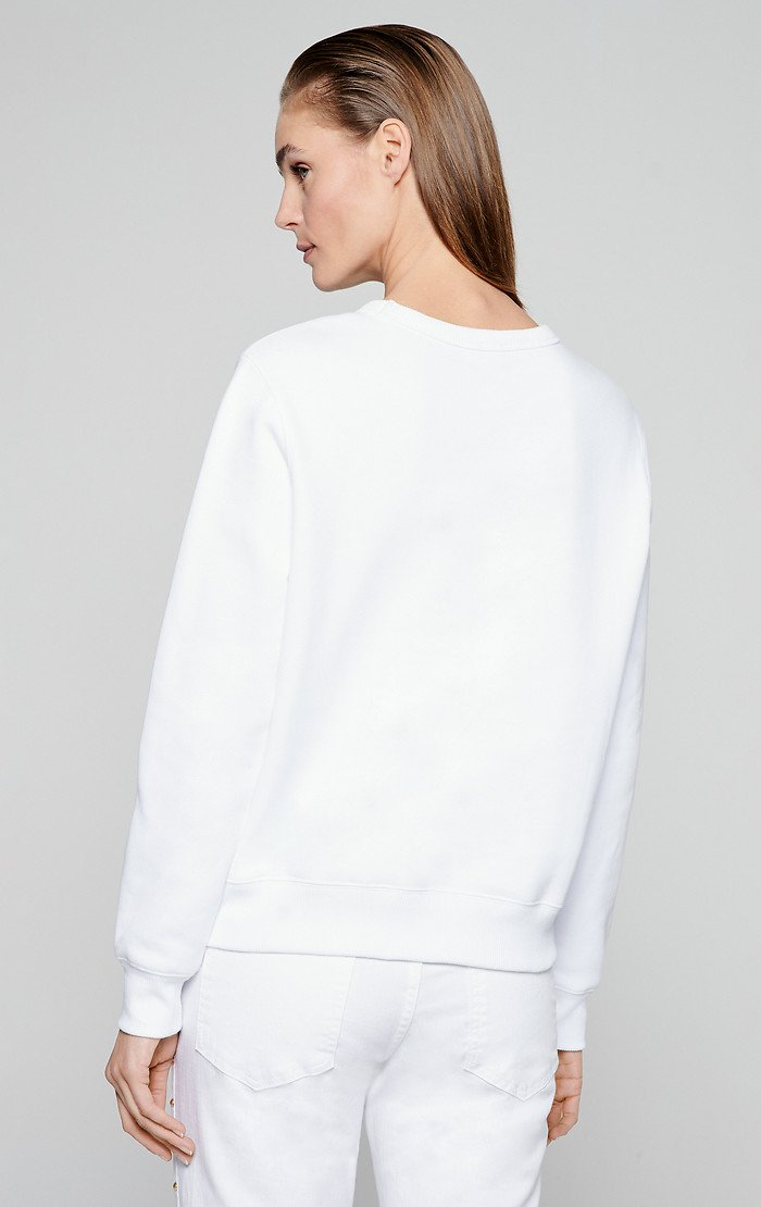ESCADA Metallic Logo Sweatshirt