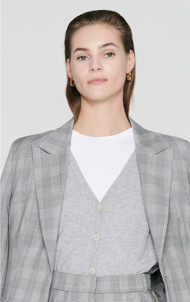 Cotton Cashmere Cardigan - ESCADA