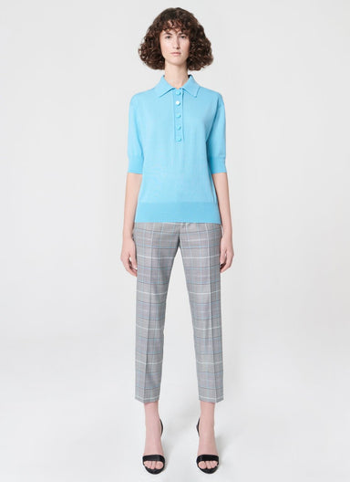 ESCADA Pant in classic check design