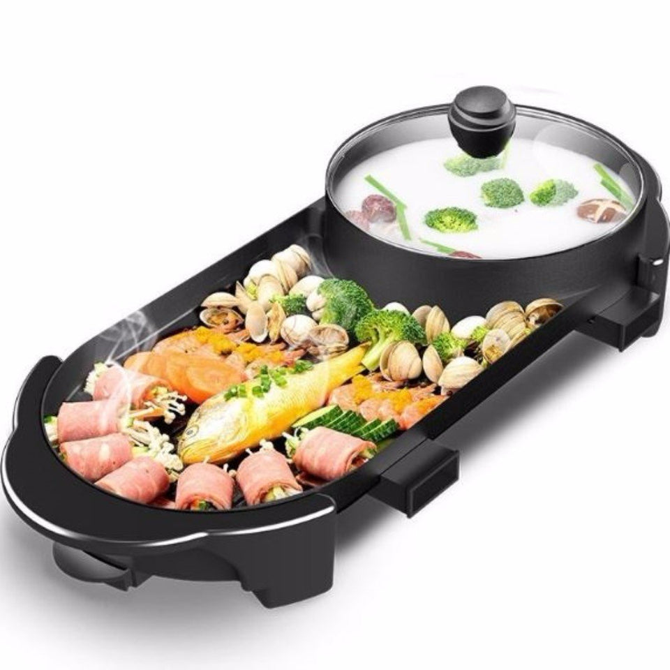 Barbecue & Hot Pot Grill