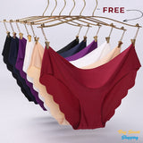 SUPER SALE! BUY 6 PCS ASSORTED COLOR KOREAN BRALETTE GET FREE 6 PCS ASSORTED COLOR SEAMLESS UNDERWEAR FOR 999 ONLY