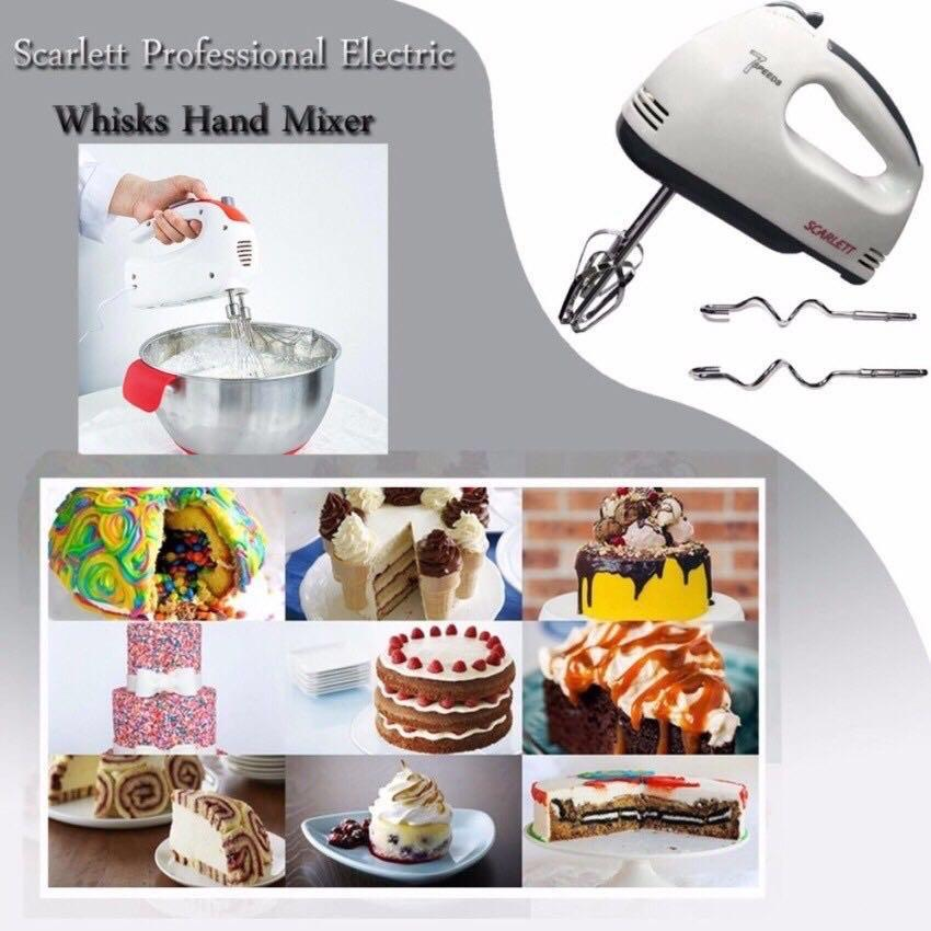 7 SPEED HEAVY DUTY HAND MIXER