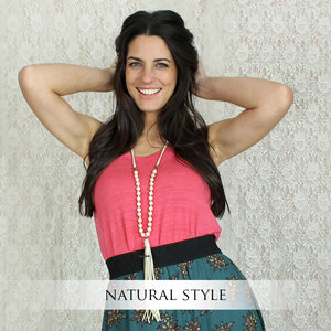 Natural Style Collection by Seasons Jewelry