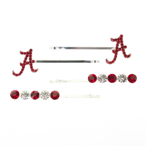 Alabama Crystal Hair Pins
