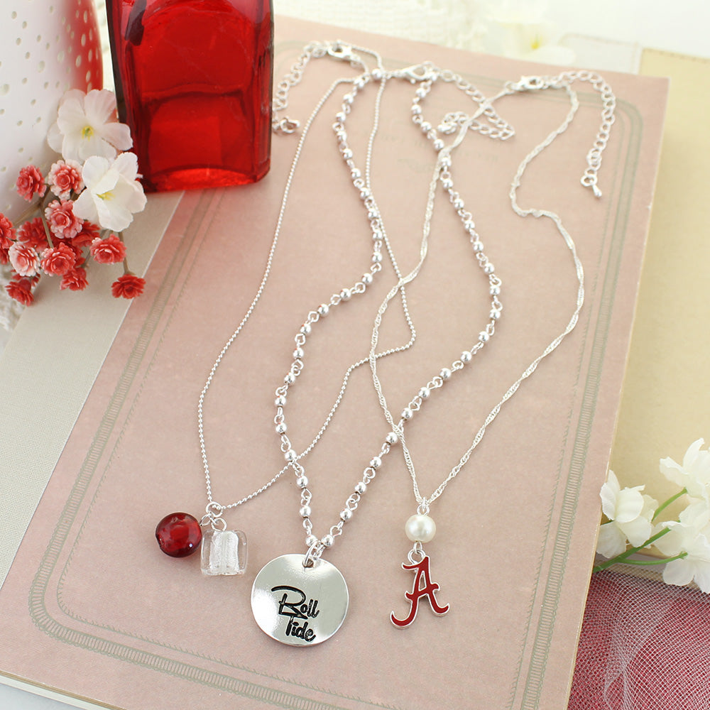 Alabama Trio Necklace Set