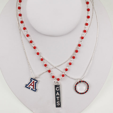 Arizona Trio Necklace