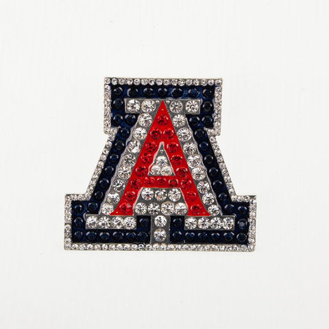 Arizona Crystal Logo Pin