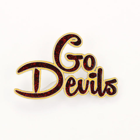 Arizona State Slogan Pin
