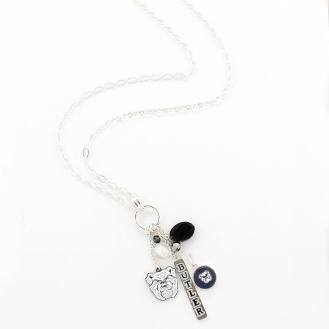 Butler Cluster Necklace