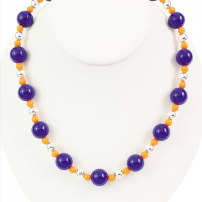 Florida Bead Stretch Necklace