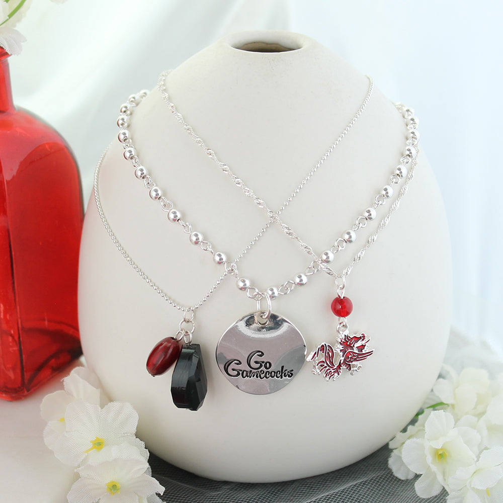 South Carolina Trio Necklace Set