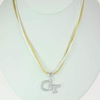Seasons Jewelry Georgia Tech 16 inch Necklace