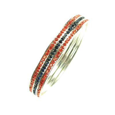 Seasons Jewelry Illinois Bangle Bracelet