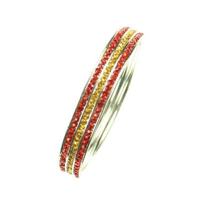 Seasons Jewelry Iowa State Bangle Bracelet