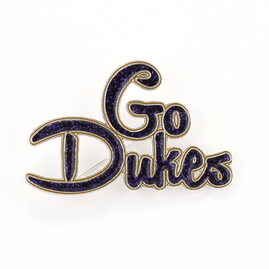 JMU Slogan Pin