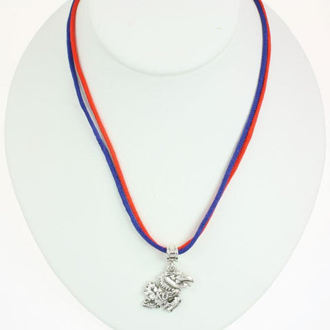 Kansas Logo Necklace
