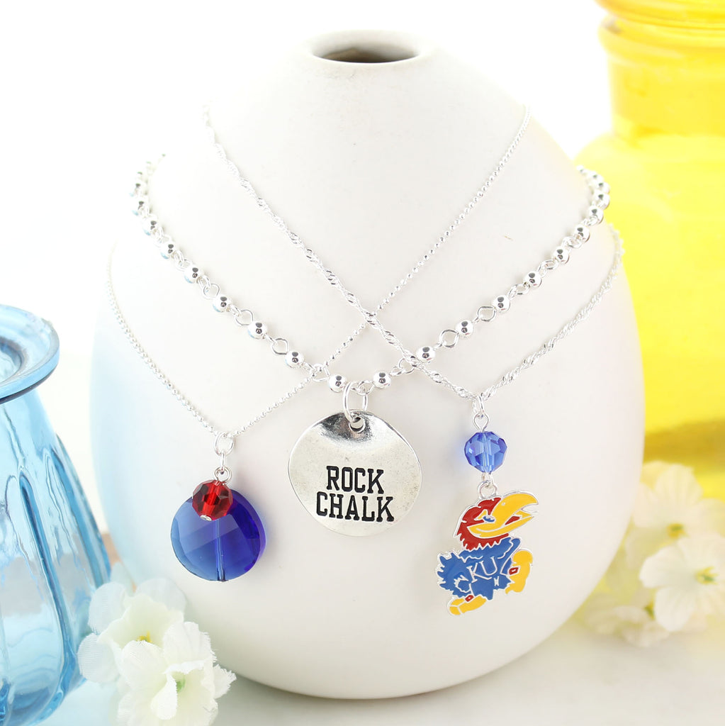 Kansas Trio Necklace Set