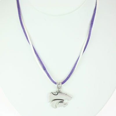 Seasons Jewelry Kansas State 16 inch Necklace