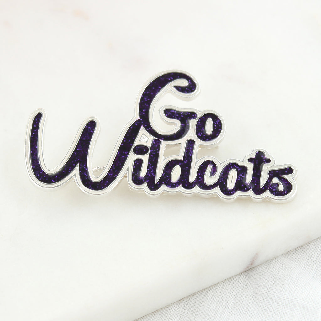 Kansas State Slogan Pin