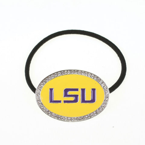 Seasons Jewelry LSU Logo Hairband