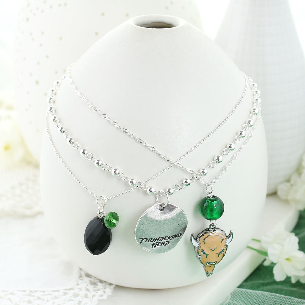 Marshall Trio Necklace Set