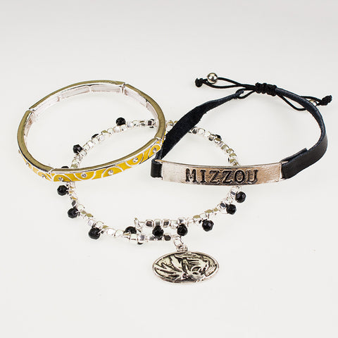 Missouri Trio Bracelet Set