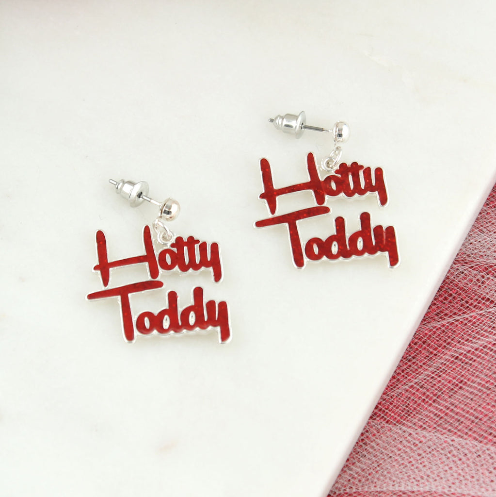Mississippi Slogan Earrings