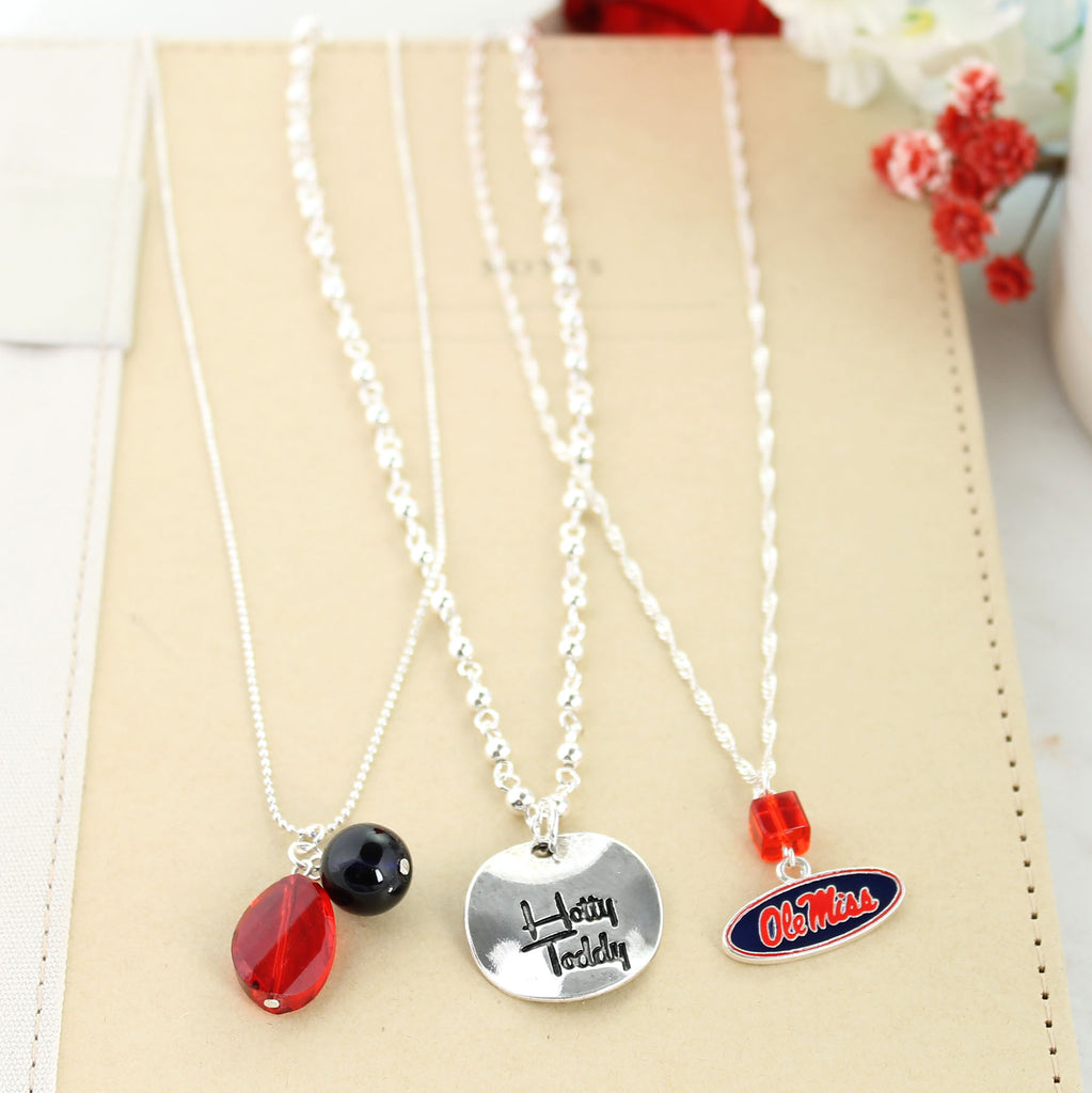 Mississippi Trio Necklace Set
