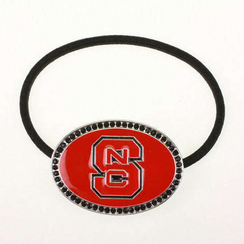 Seasons Jewelry NC State Logo Hairband
