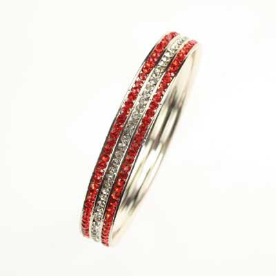 Seasons Jewelry Nebraska Bangle Bracelet