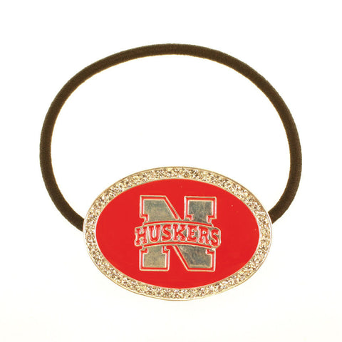 Seasons Jewelry Nebraksa Logo Hairband