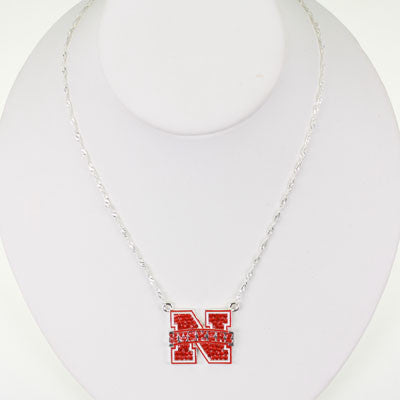 Seasons Jewelry Nebraska 17 inch Necklace