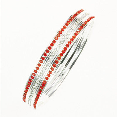 Seasons Jewelry Ohio State Bangle Bracelet