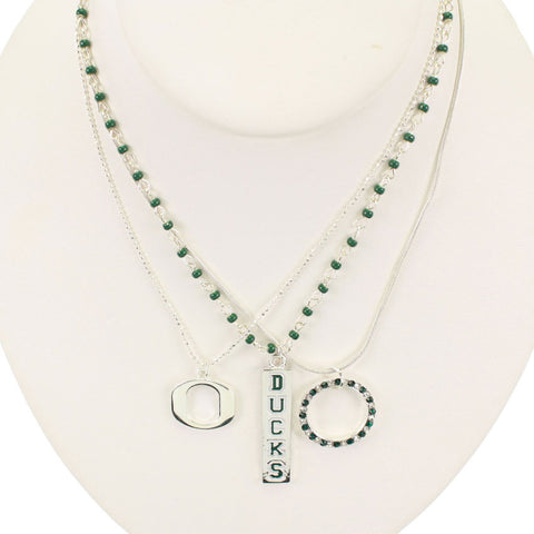 Seasons Jewelry Oregon Trio Necklace